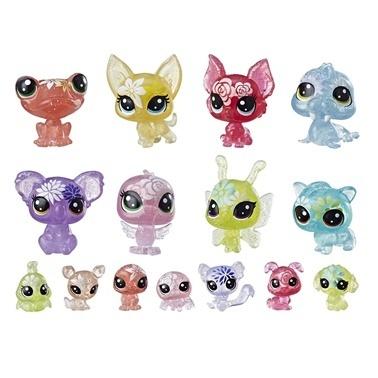 Littlest Pet Shop Littlest Pet Shop Miniş Çiçek Partisi Özel Set Renkli